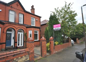 Thumbnail 4 bed semi-detached house for sale in Campbell Road, Swinton Manchester
