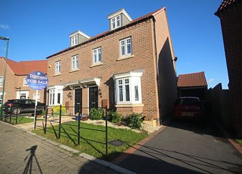 3 bed semi-detached house for sale in Beldover Drive, Nottingham NG8