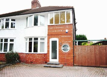 Thumbnail 3 bed semi-detached house for sale in New Chester Road, New Ferry, Wirral