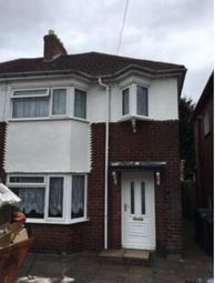 Thumbnail 3 bed semi-detached house to rent in Lynton Avenue, West-Bromwich, West-Midlands