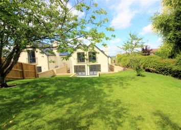 Thumbnail 4 bed detached house for sale in The Street, Liddington, Swindon