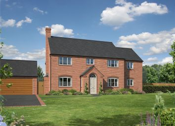 Thumbnail 4 bedroom detached house for sale in Plot 3, Kynaston Place, Birch Road, Ellesmere