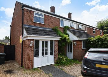 Thumbnail 2 bed end terrace house to rent in Caversfield, Bicester