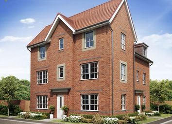 "Thumbnail 3 bed semi-detached house for sale in ""Brentford"" at Holme Way, Worksop"