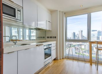 Thumbnail 1 bedroom flat for sale in Fairmont Avenue, Isle Of Dogs