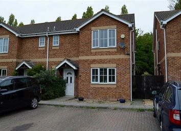 Thumbnail 3 bedroom semi-detached house for sale in Sullivan Close, Portsmouth, Hampshire