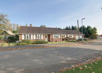 Thumbnail 4 bed detached bungalow for sale in Holt Fen, Little Thetford, Ely