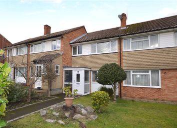3 bed terraced house for sale in Freemantle Road, Bagshot, Surrey GU19