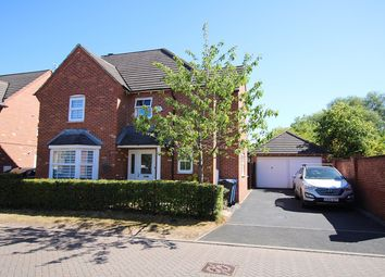 Thumbnail 4 bed detached house for sale in Templeton Drive, Fearnhead, Warrington