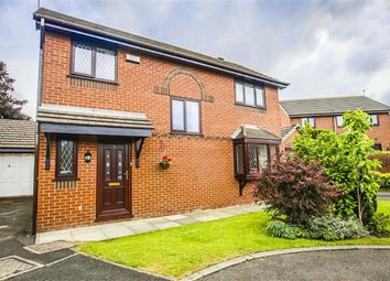Thumbnail 3 bed detached house for sale in Headingley Close, Huncoat, Accrington