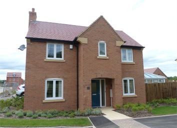 Thumbnail 3 bed detached house for sale in Bluebell Place, Lutterworth