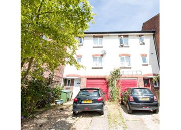 Thumbnail 4 bed town house to rent in Ranelagh Gardens, Southampton