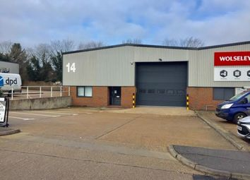 Light industrial to let in St Georges Trading Estate, White Lion Road, Amersham, Bucks HP7