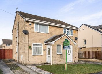 Thumbnail 2 bed semi-detached house for sale in Langlands Road, Cottingley, Bingley
