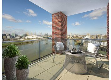 Thumbnail 2 bed flat for sale in New Union Wharf, Stuart Street, London