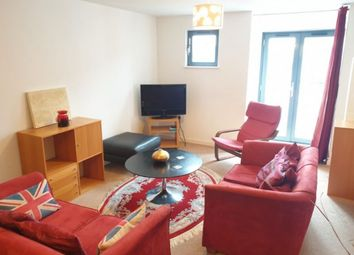 Thumbnail 2 bed flat to rent in St Stephens Court, Marina, Swansea.