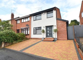 Thumbnail 3 bed semi-detached house for sale in Sunnyside Road, Worcester, Worcestershire