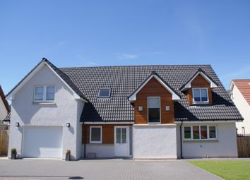 Thumbnail 4 bed property for sale in 28 Woodside Farm Drive, Inverness