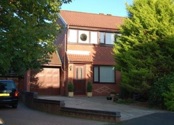 Thumbnail 2 bed semi-detached house to rent in Plumtree Close, Fulwood, Preston