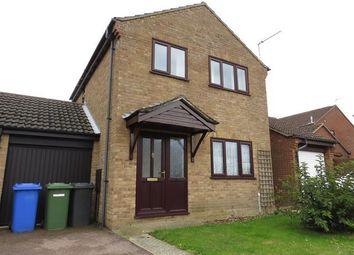 Thumbnail 3 bed link-detached house to rent in Russet Close, Beccles