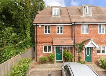 Thumbnail 4 bed town house for sale in Foxhollow Close, Walton-On-Thames