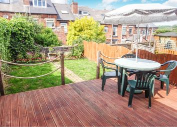 3 bed terraced house for sale in Bowness Road, Sheffield S6