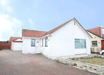 Thumbnail 3 bed bungalow for sale in Hunter Road, Crosshouse, East Ayrshire