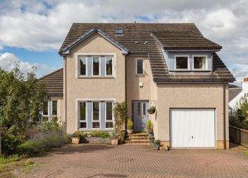 Thumbnail 5 bed detached house for sale in Chiefswood Road, Melrose