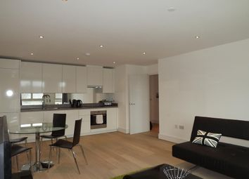 Thumbnail 1 bed flat to rent in Clement Avenue, Library Building, Clapham