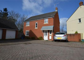 Thumbnail 3 bed detached house for sale in Ware Court, Honiton, Devon
