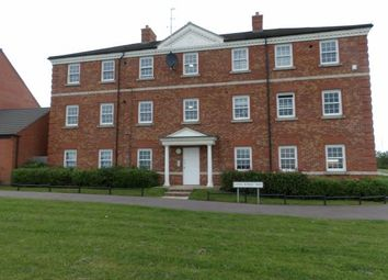 Thumbnail 2 bed flat for sale in Long Roses Way, Birstall, Leicester, Leicestershire