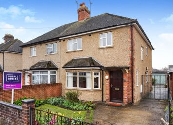 3 bed semi-detached house for sale in Cranmer Road, Oxford OX4