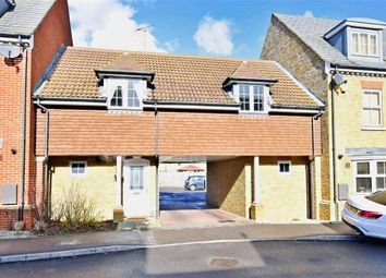 Thumbnail 2 bed mews house for sale in Cormorant Road, Iwade, Kent