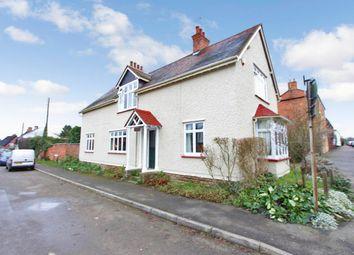 Thumbnail 4 bed detached house for sale in Elkington Road, Yelvertoft, Northampton