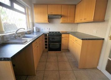 Thumbnail 2 bed bungalow for sale in Morris Road, Preston