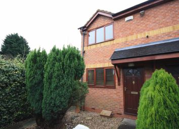 Thumbnail 2 bedroom end terrace house for sale in Park Road, Kenilworth