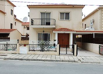 Thumbnail 4 bed link-detached house for sale in Santorini, Aradippou, Larnaca, Cyprus