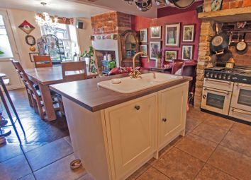 Thumbnail 3 bed terraced house for sale in Shaw Street, Holywell Green, Halifax
