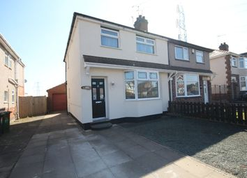 Thumbnail 3 bed semi-detached house for sale in Goodyers End Lane, Bedworth