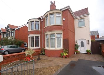 Thumbnail 3 bedroom semi-detached house for sale in Roseacre, Blackpool