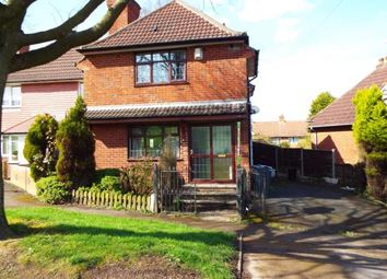 Thumbnail 3 bed end terrace house for sale in Shenley Fields Road, Birmingham, West Midlands