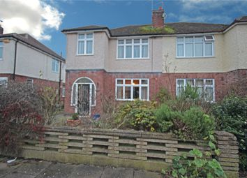 Thumbnail 3 bed semi-detached house for sale in Yardley Drive, Leicester