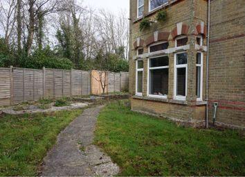 Thumbnail 2 bed flat for sale in 8 Woodside Close, Cowes