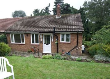 Thumbnail 2 bed bungalow to rent in Uplands Way, Sevenoaks