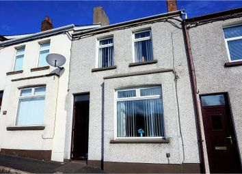 Thumbnail 2 bed terraced house for sale in Kitcheners Avenue, Larne