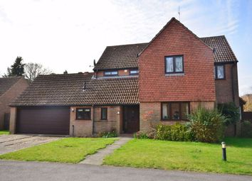 Thumbnail 4 bed detached house for sale in Orchard End, Rowledge, Farnham