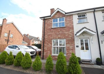Thumbnail 3 bed semi-detached house for sale in Bush Manor, Antrim