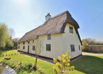 Thumbnail 4 bed detached house for sale in Mendlesham, Stowmarket, Suffolk