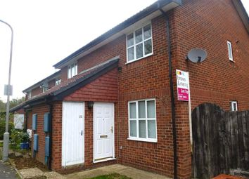 Thumbnail 2 bed property to rent in Burgess Gardens, Newport Pagnell