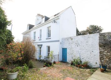 Thumbnail 4 bed semi-detached house for sale in Thorn Park, Mannamead, Plymouth